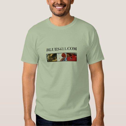 Camisa de los amigos del verano Blues411
