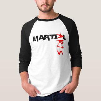 Camisa de los artes marciales