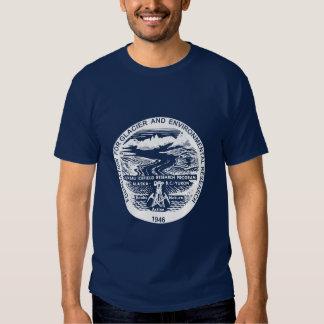 Camisa de los azules marinos JIRP
