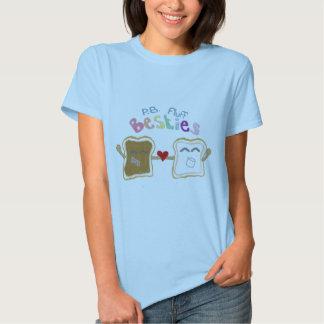 camisa de los besties de la pelusa de la manteca