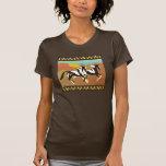 Camisa de los caballos del alcohol del sudoeste