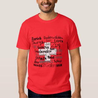 Camisa de los cantones