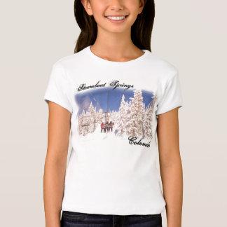 Camisa de los chicas de Steamboat Springs