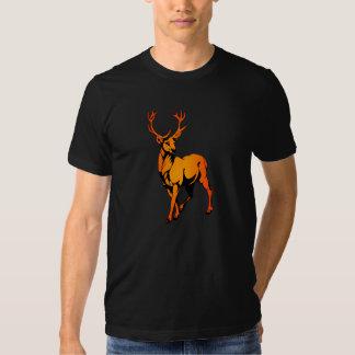 Camisa de los ciervos de los nórdises