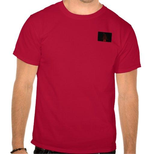 Camisa de los combatientes de la libertad de Gadsd