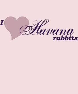 Camisa de los conejos de La Habana