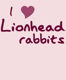 Camisa de los conejos de Lionhead