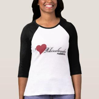 Camisa de los conejos de Rhinelander