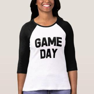 Camisa de los deportes de las mujeres divertidas