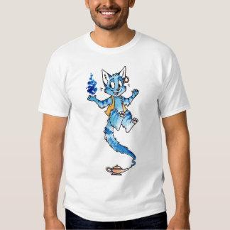Camisa de los genios del gato