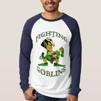 Camisa de los Goblins que lucha