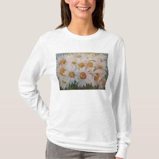 camisa de los malmequeres