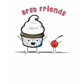 Busca en la colección de playeras de mejores amigos y personaliza la tuya por diseño, talla, color o estilo.