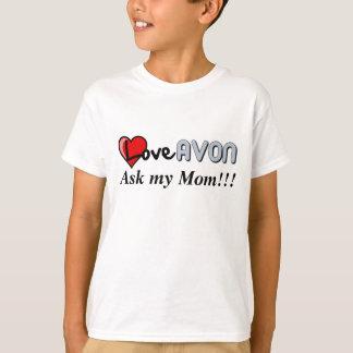 Camisa de los niños de AVON