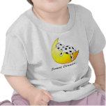 Camisa de los sueños dulces de la vaca de la luna