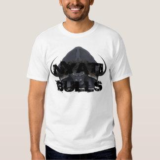 Camisa de los toros de los AE Nyati