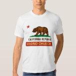 Camisa de Madrid Osos Chueca Camiseta del oso de C