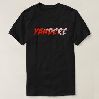 Camisa de Manga del animado de Yandere