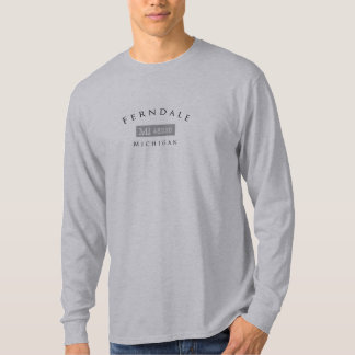 Camisa de manga larga de Ferndale