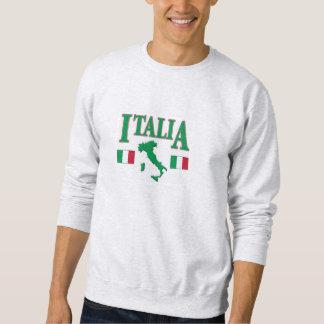 Camisa de manga larga de Italia, Italia