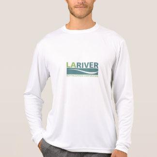 Camisa de manga larga de la Micro-fibra de los