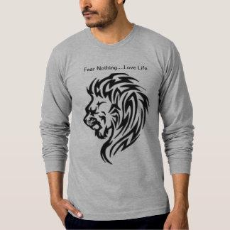 Camisa de manga larga de la vida