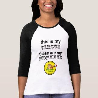 Camisa de manga larga del mono del escáner