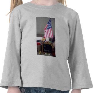 Camisa de manga larga del niño del profesor 1