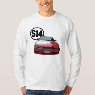 Camisa de manga larga delantera S14