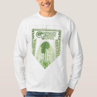 Camisa de manga larga para hombre doblada $20