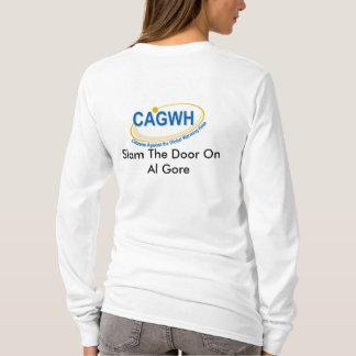 Camisa de manga larga para mujer de CAGWH