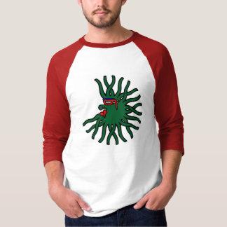 Camisa de Migrozalt - verde - con de la criatura