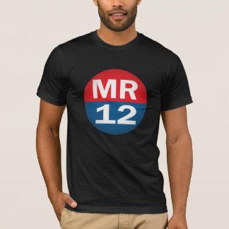 Camisa de Mitt Romney 12 American Apparel