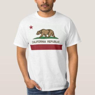 Camisa de moda del oso de la república de