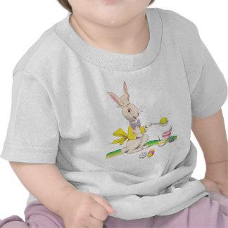Camisa de muerte del bebé de los huevos del