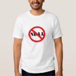 Camisa de NDAA