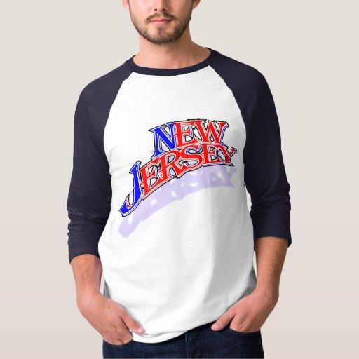 Camisa de New Jersey RWBcaps