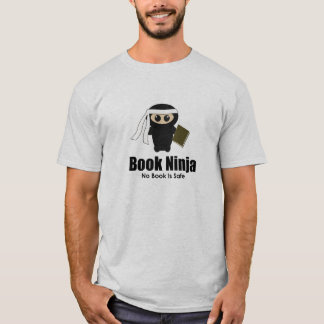 Camisa de Ninja del libro