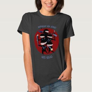 Camisa de nordeste del corte de las señoras de