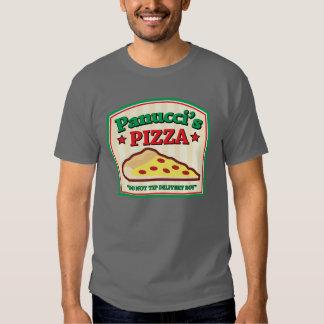 Camisa de Nueva York Pizzaria de Panucci