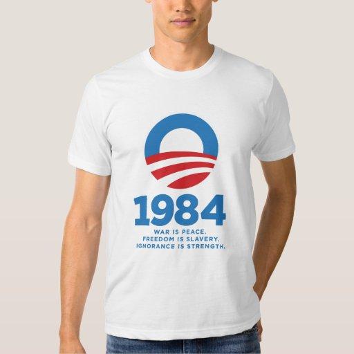Camisa de Obama '84