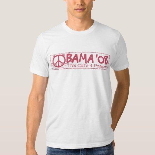 Camisa de Obama de este gato 4