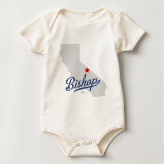 Camisa de obispo California CA