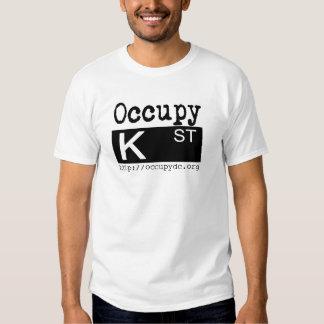 Camisa de OccupyDC - donación 100% ODC