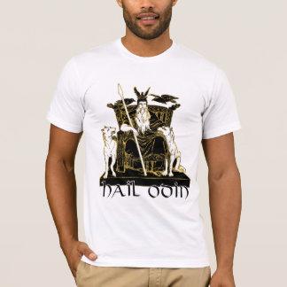 Camisa de Odin del saludo