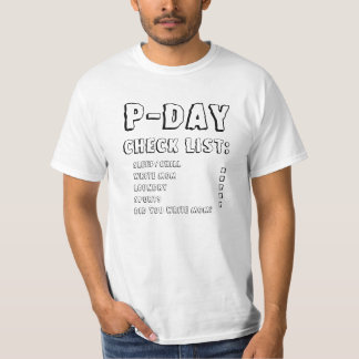 Camisa de P-DAY