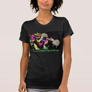 Camisa de papel de los erizos de la grúa