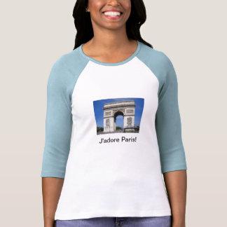 Camisa de París Arco del Triunfo