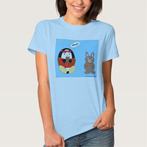 Camisa de Pascua de los Waddles