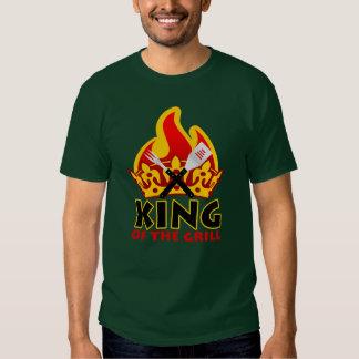Camisa de rey Of The Grill